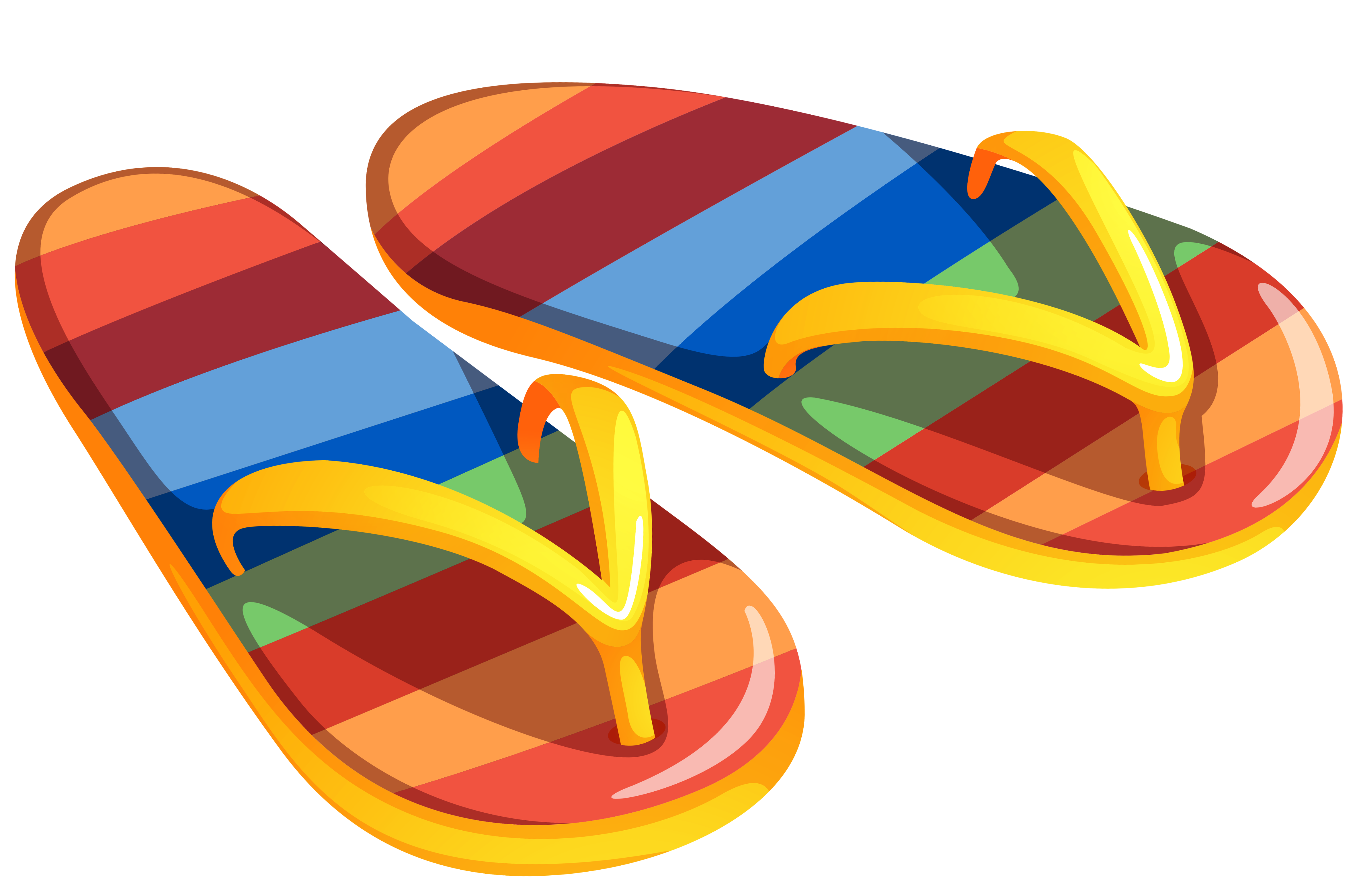 July flip flop