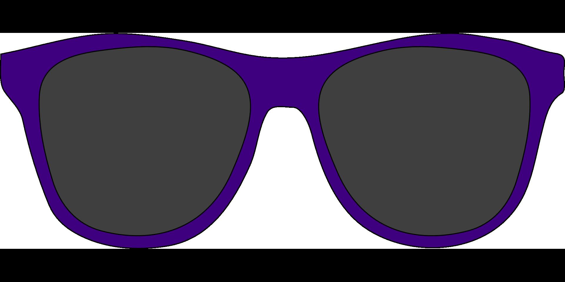 Goggles clip art glasses. Purple clipart sunglasses