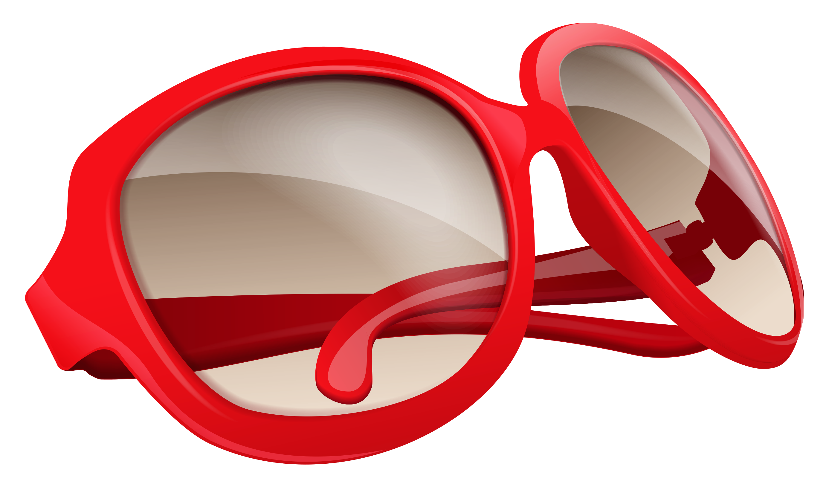 Red sunglasses png image. Hearts clipart sunglass