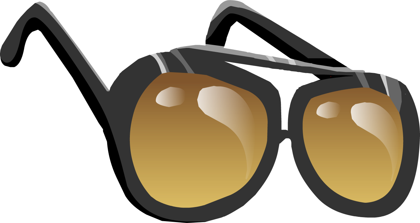 Moustache clipart chasma. Aviator sunglasses club penguin