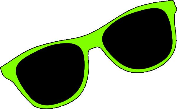 Glasses clip art image. Clipart sunglasses printable