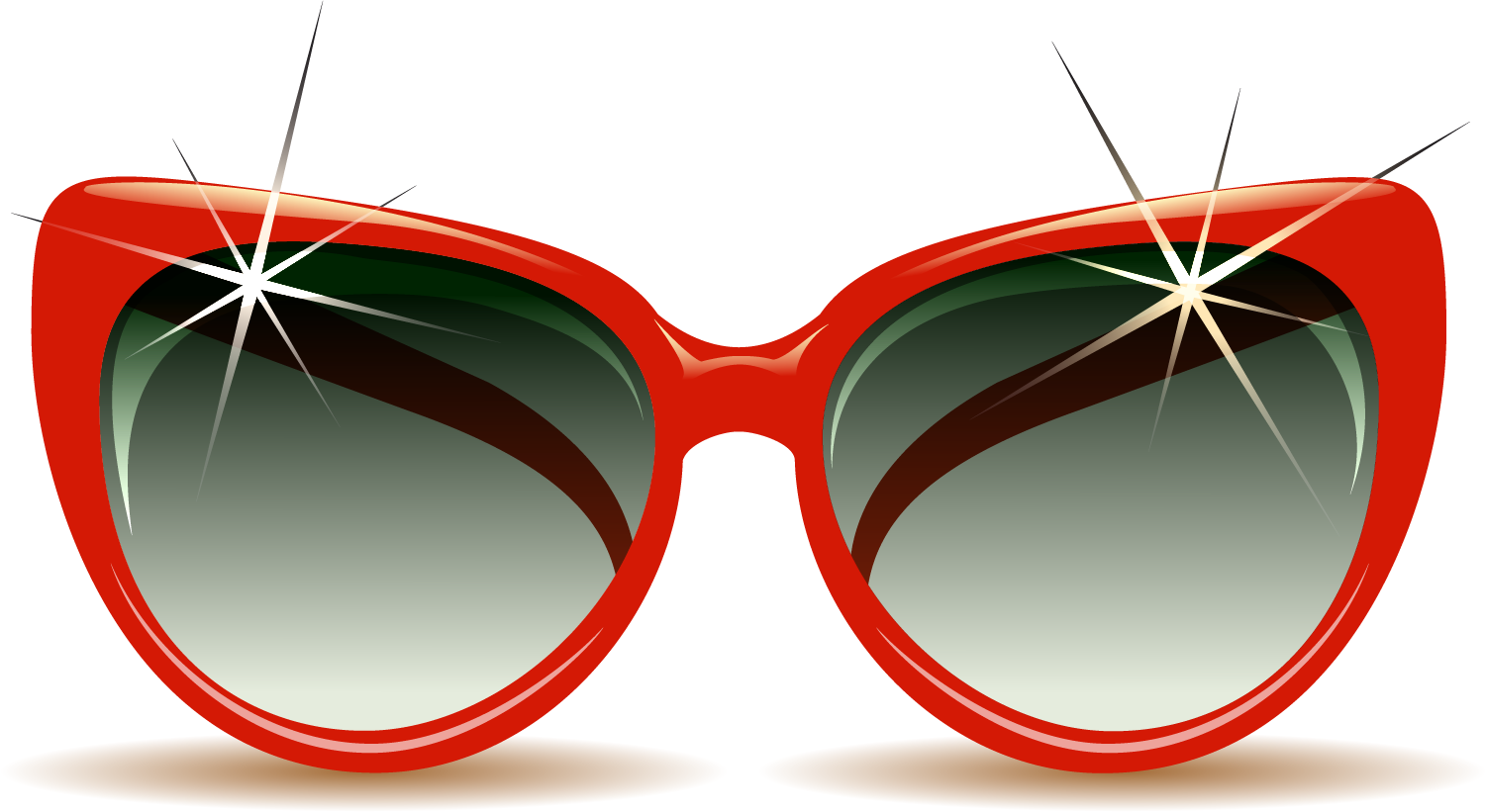 Vision clipart red. Sunglasses beach summer clip