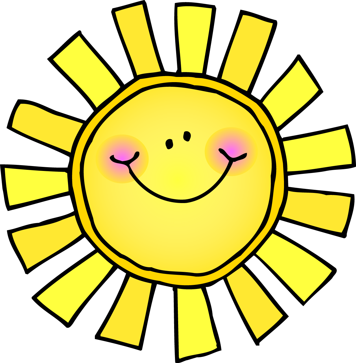 Clipart sun summer, Clipart sun summer Transparent FREE for ...