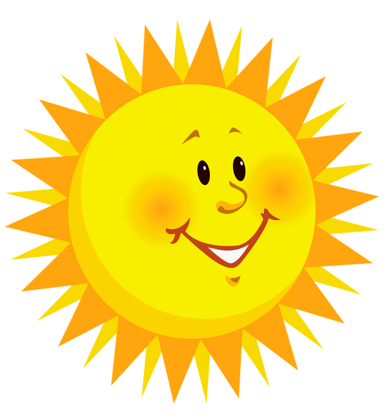 Win clipart sun clipart. Transparent smiling png picture