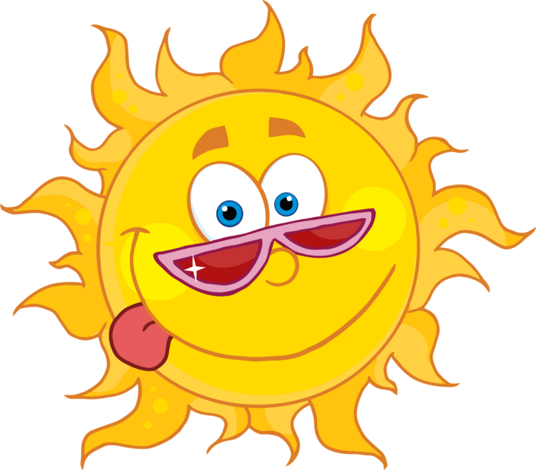pictures of cartoon character sun