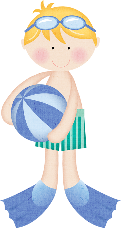 Ch b swim team. Swimsuit clipart beach