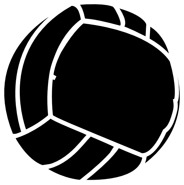 Beach volley ball clip. Clipart volleyball sand volleyball