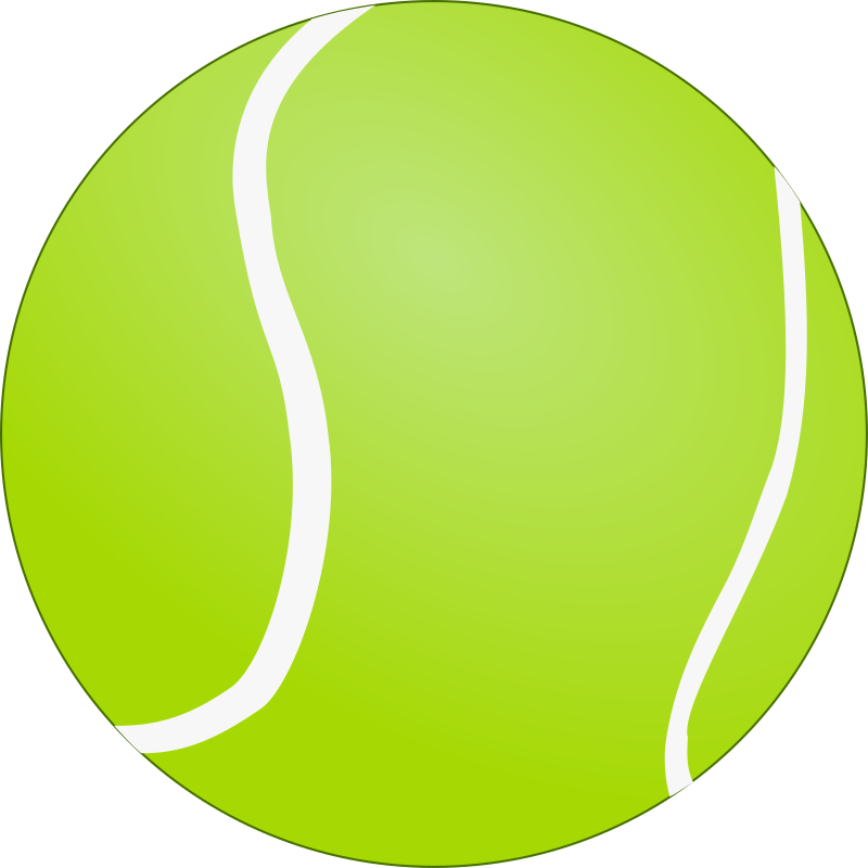 Tennis transparent png pictures. Game clipart ball