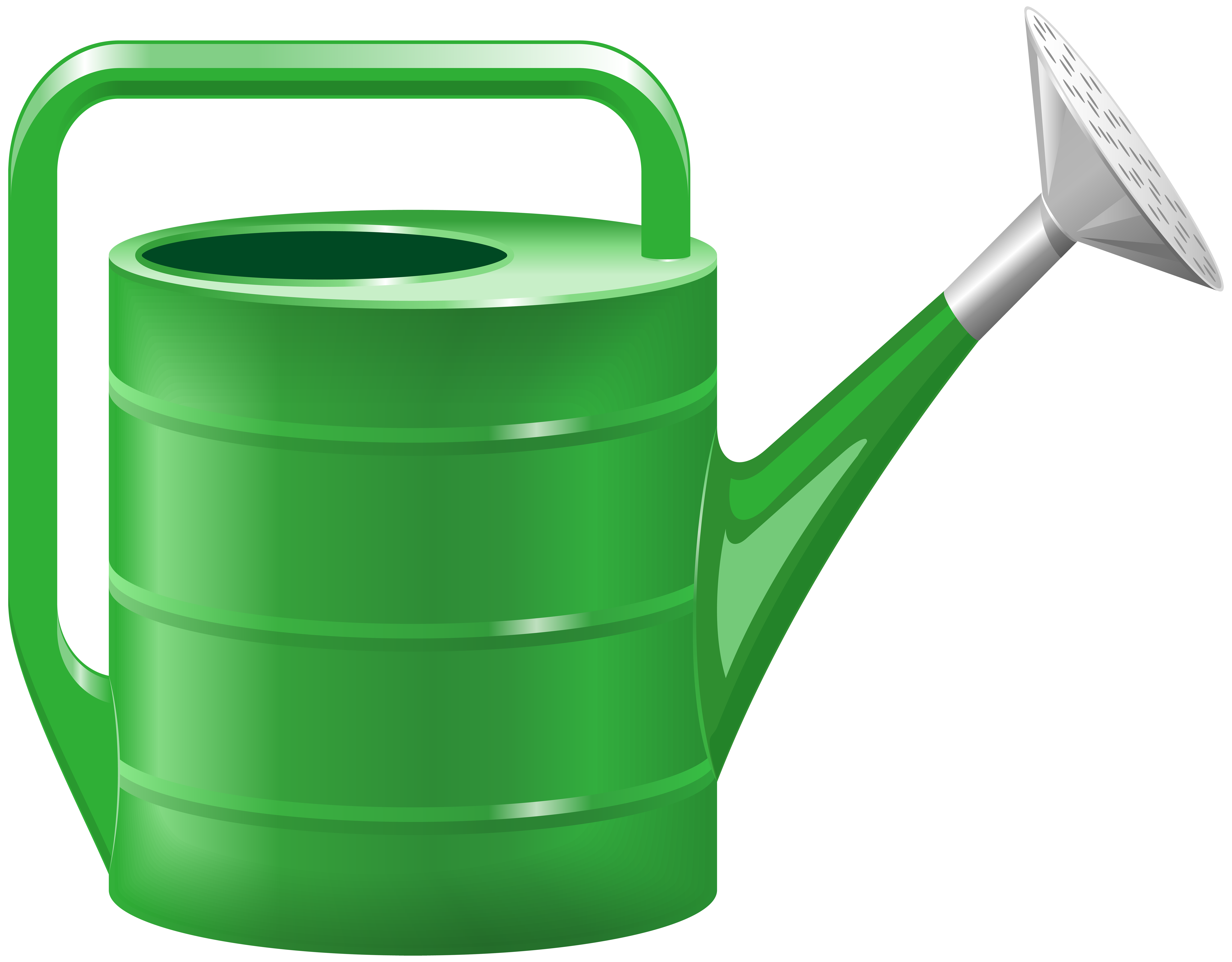 Clipart spring watering can. Png clip art image