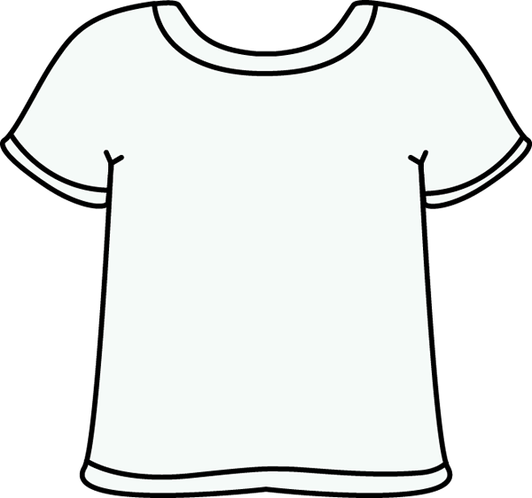 Blank tshirt pinterest clip. Mittens clipart cloth