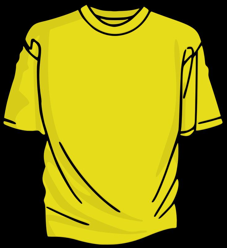 Clothing clipart yellow jacket. Shirt panda free images