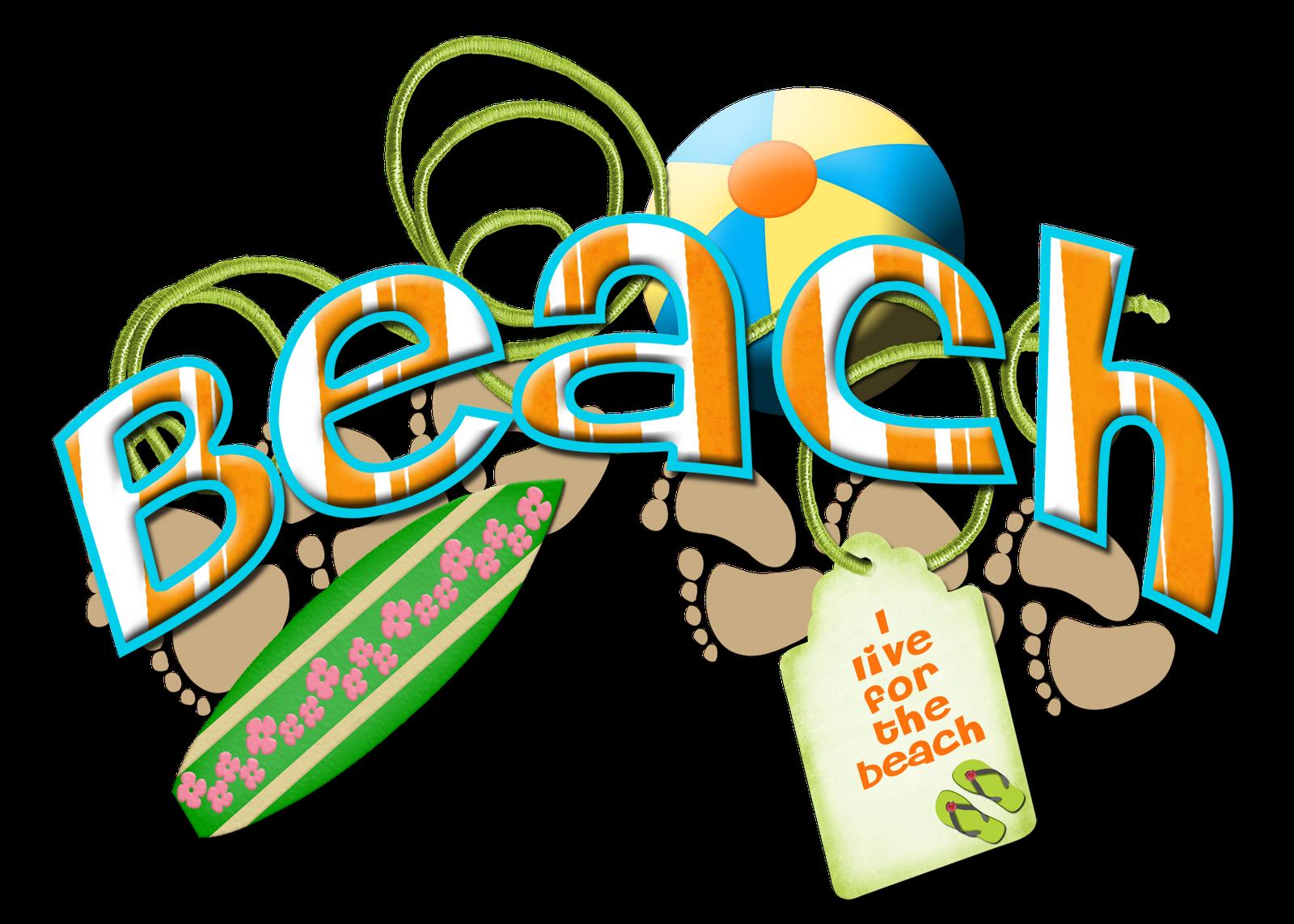 Clipart beach word. Art png pinterest beachwordartpng