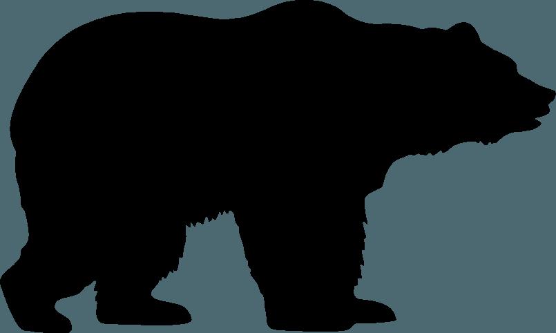 Polar grizzly clip art. Clipart bear american black bear
