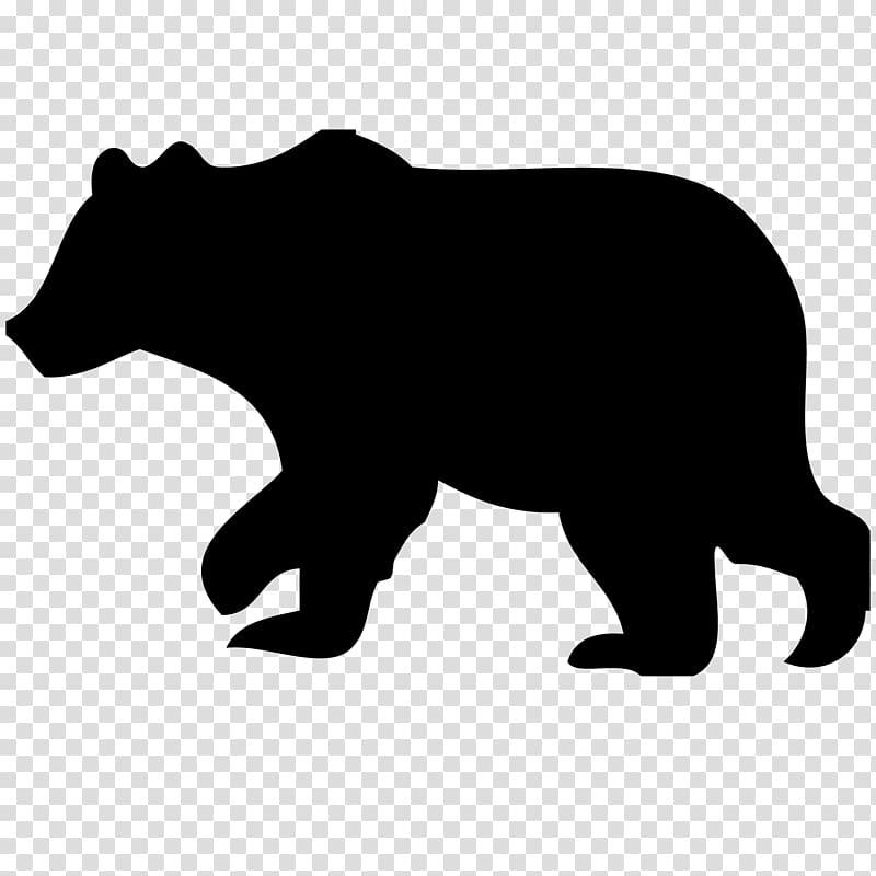 Clipart bear american black bear. Polar grizzly bears