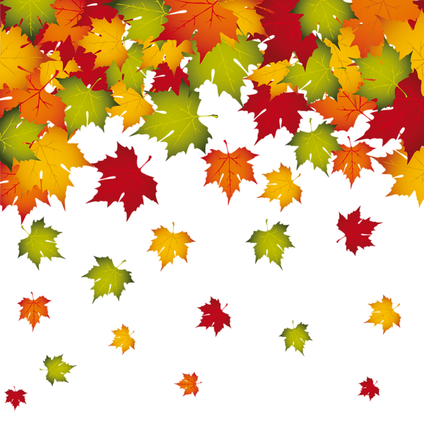 Leaves clipart windy. Transparent fall decoration png