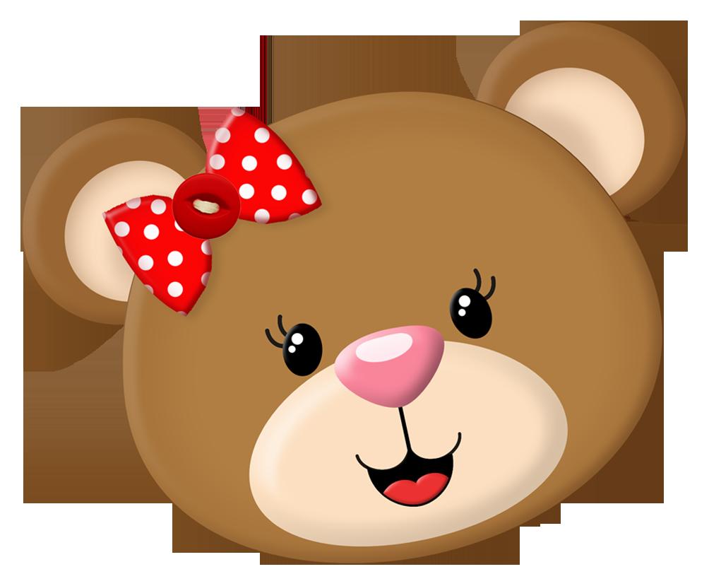 Tubes ursinhos infantiles pinterest. Clipart bear baby bear