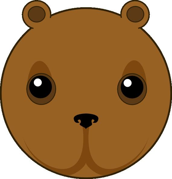 Clipart bear beruang. Clip art at clker