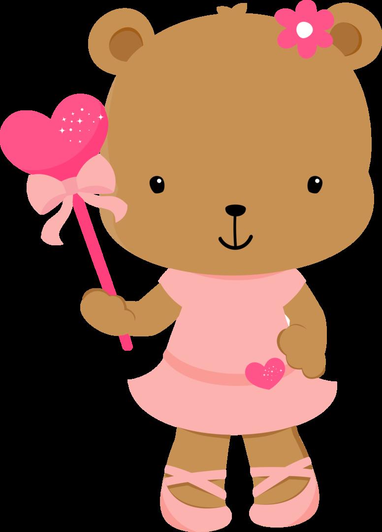 Clipart cake teddy bear.  shared exibir todas