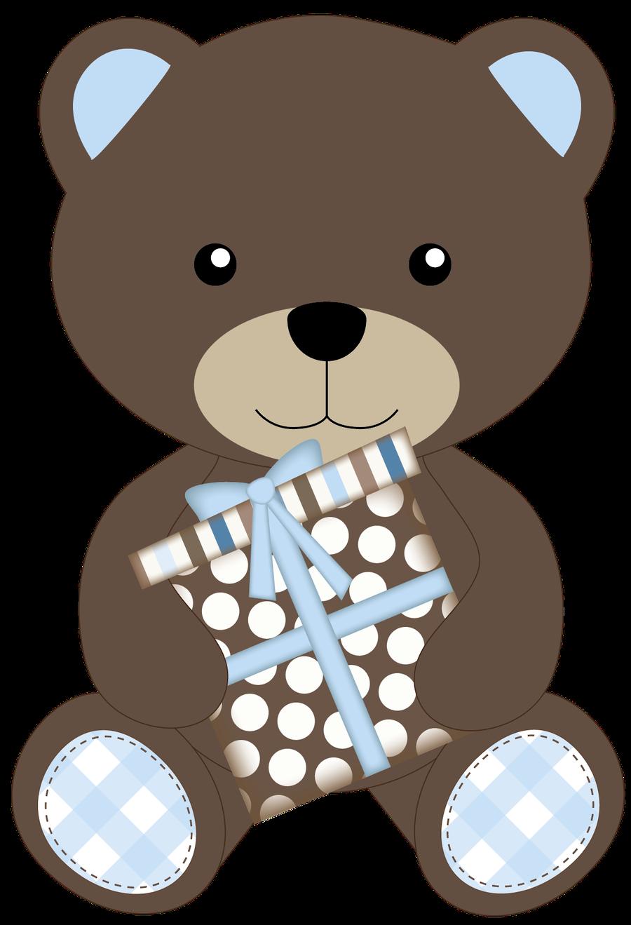 Hunter clipart cartoon bear. Ursinhos e ursinhas minus