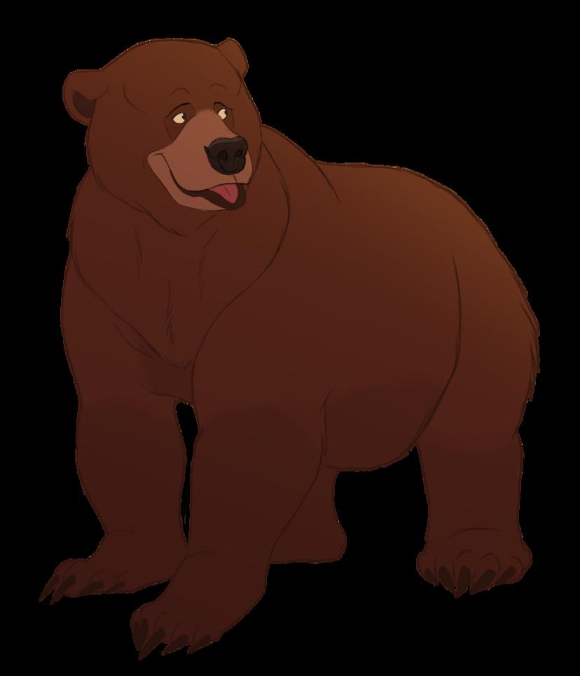 Koda s mom my. Clipart bear brother bear