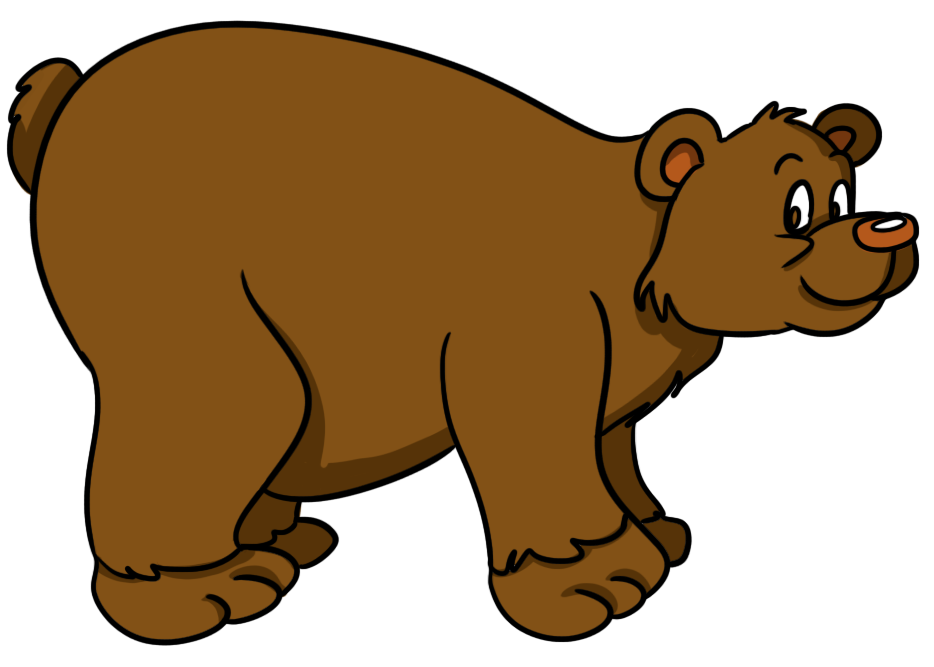 Play vocabulary by candace. Clipart bear brown bear