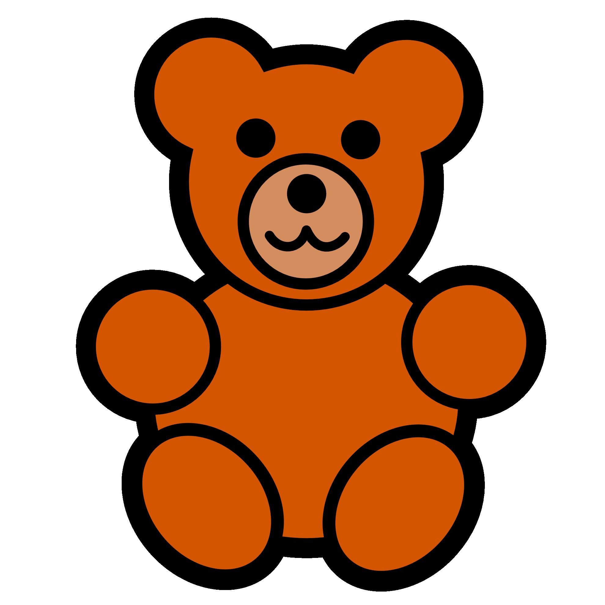 Clipartist net clip art. Hamster clipart brown teddy bear
