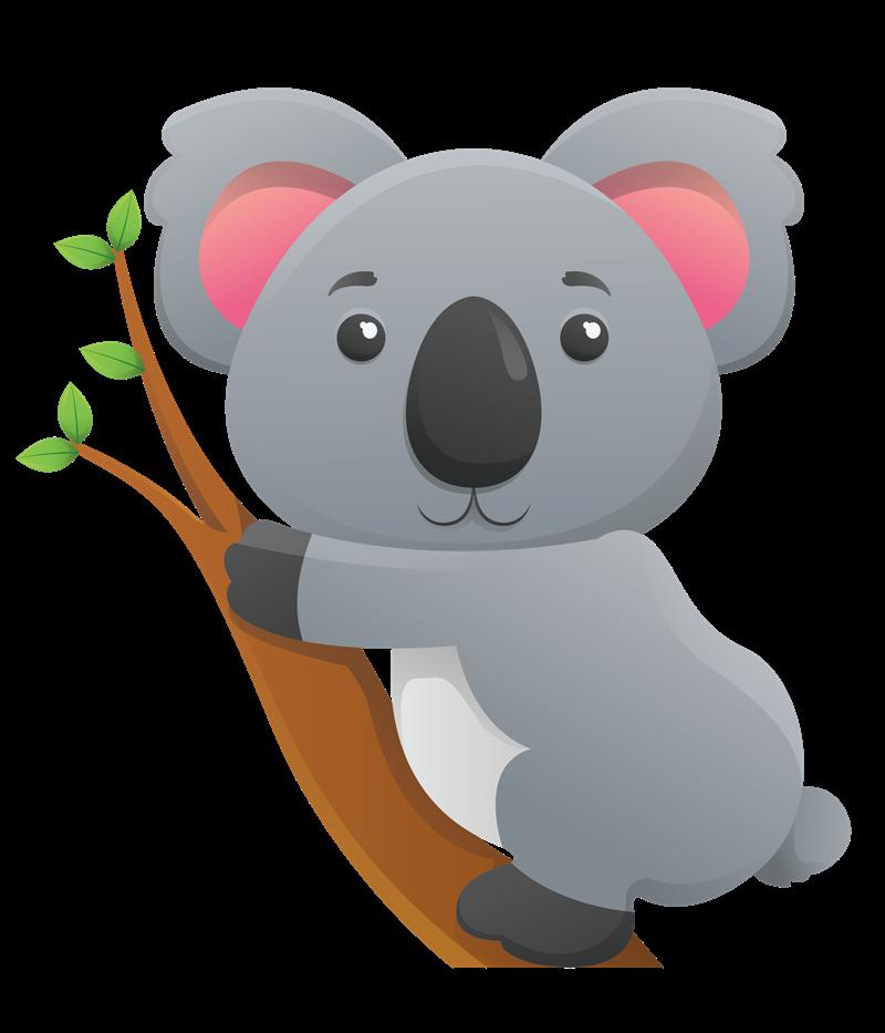 Environment clipart cute.  collection of koala