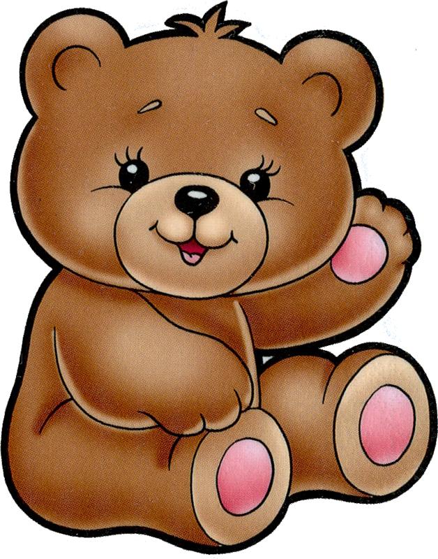 Bears clipart adorable. Cartoon filii pinterest teddy