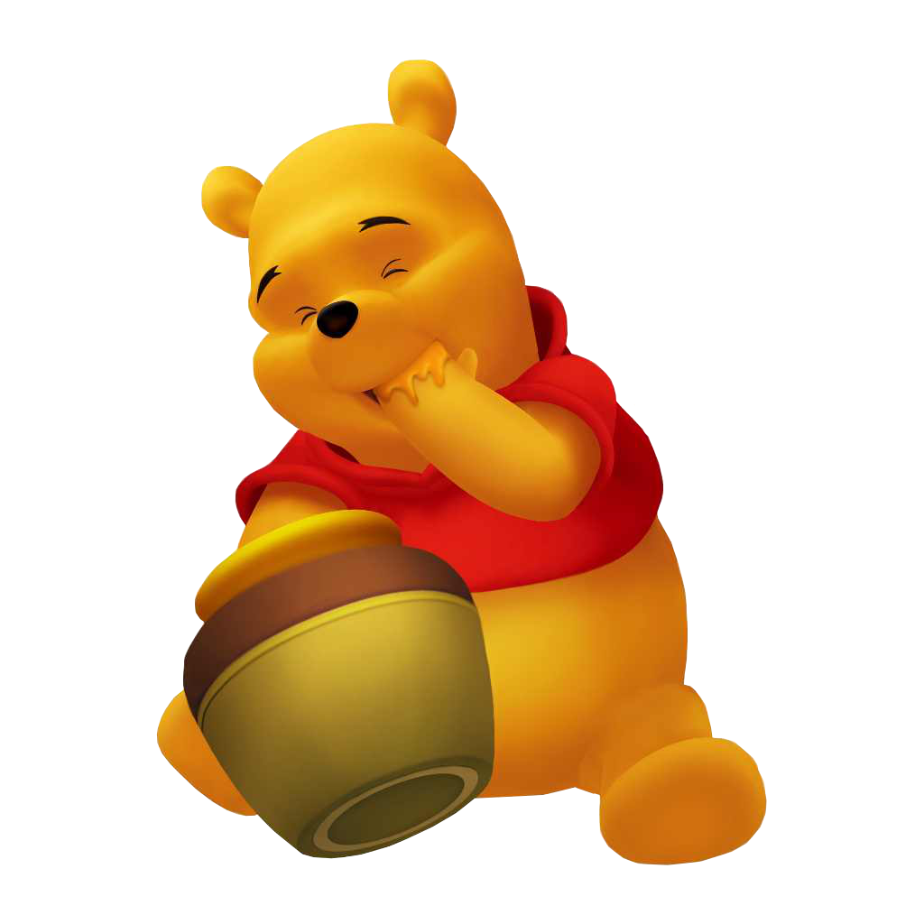 Winnie the pooh png. Dig clipart pit