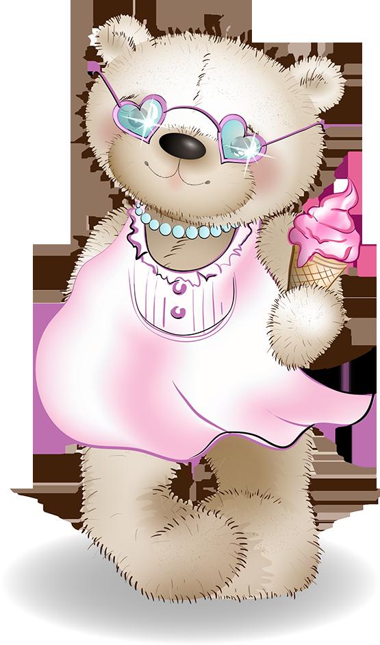 Happy clipart traveller. Teddy bear clip art