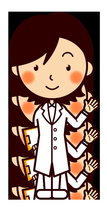 Doctor clipart test. M dico hospital doentes