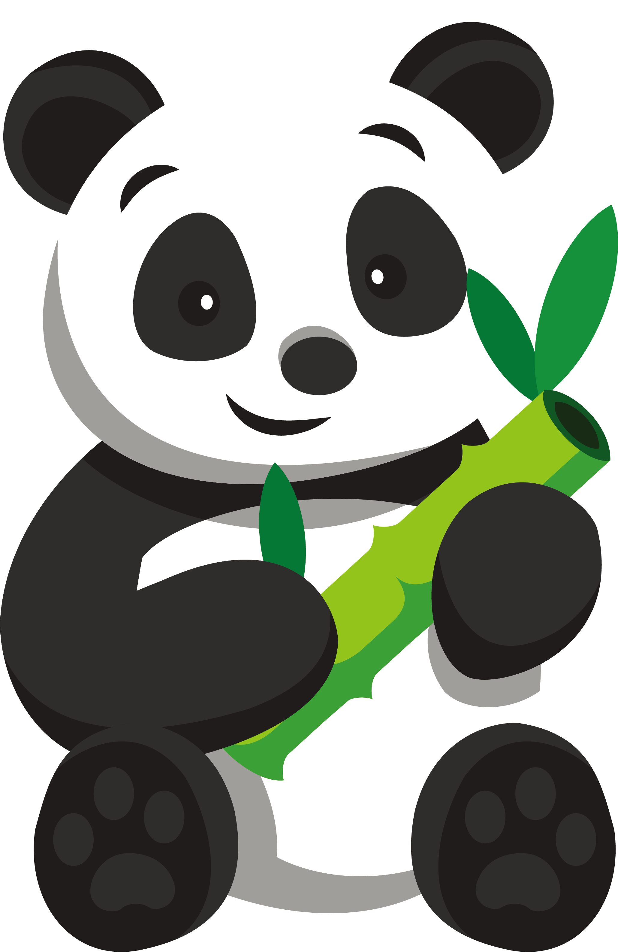 House clipart bear. Giant panda restaurant clip