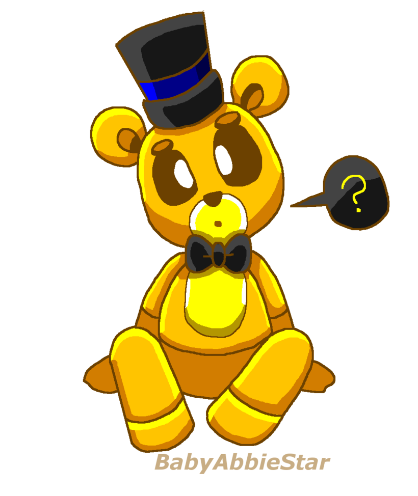 By babyabbiestar on deviantart. Clipart bear goldilocks