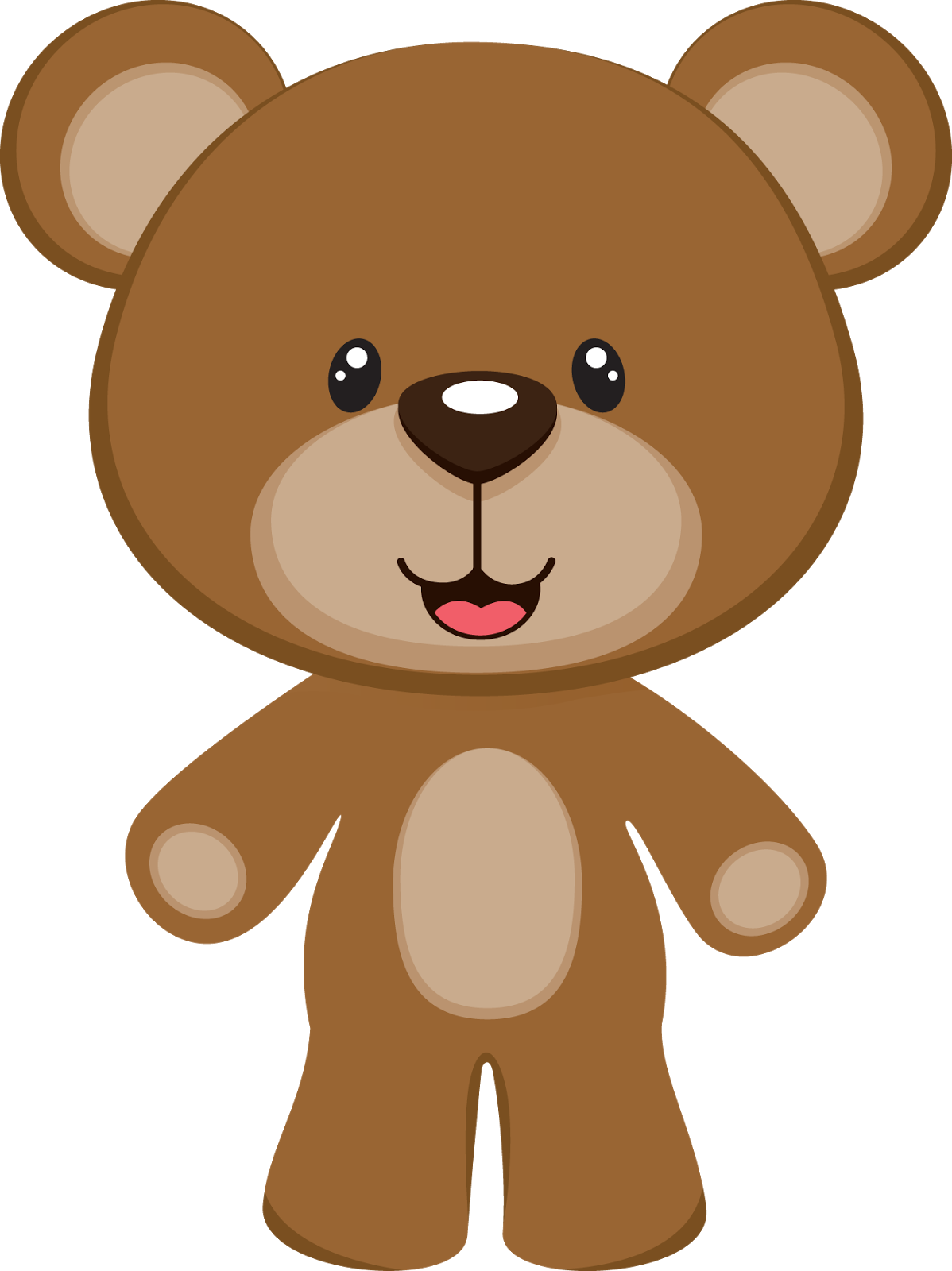 Gafetes de osos buscar. Head clipart brown bear