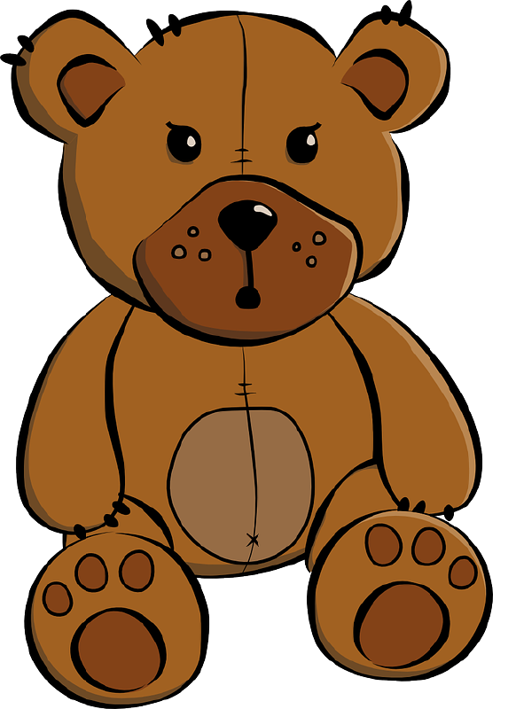Pawprint clipart teddy bear. The top best blogs