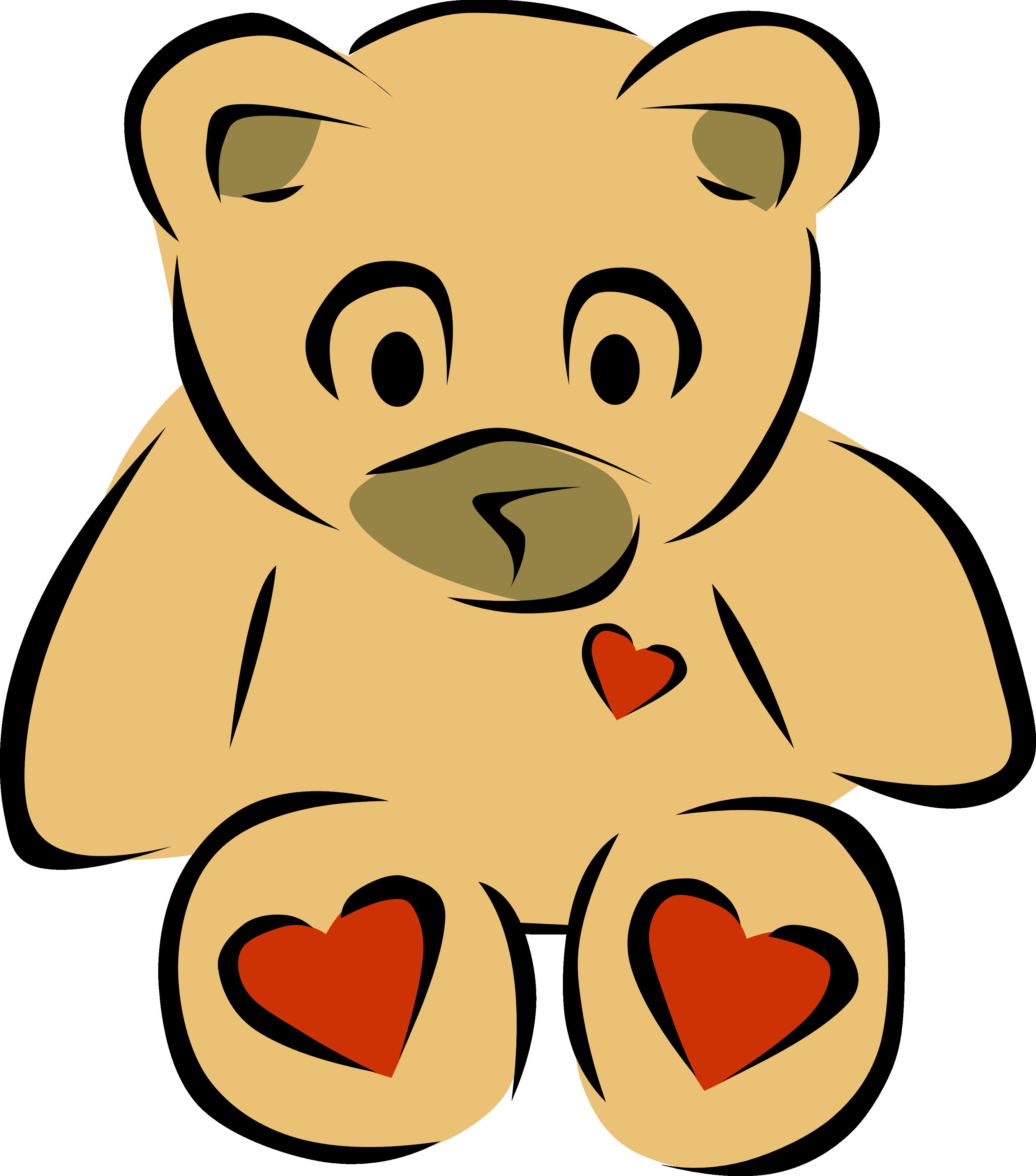 Picnic clipart bear. Clip art heart panda