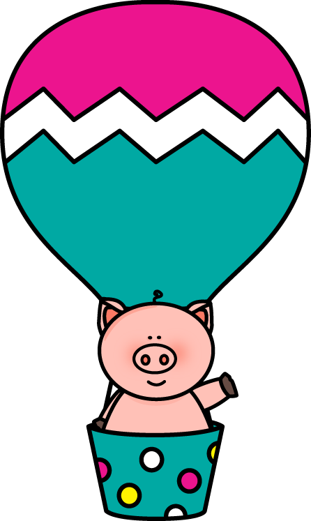 Heat clipart cartoon. Pig in a hot