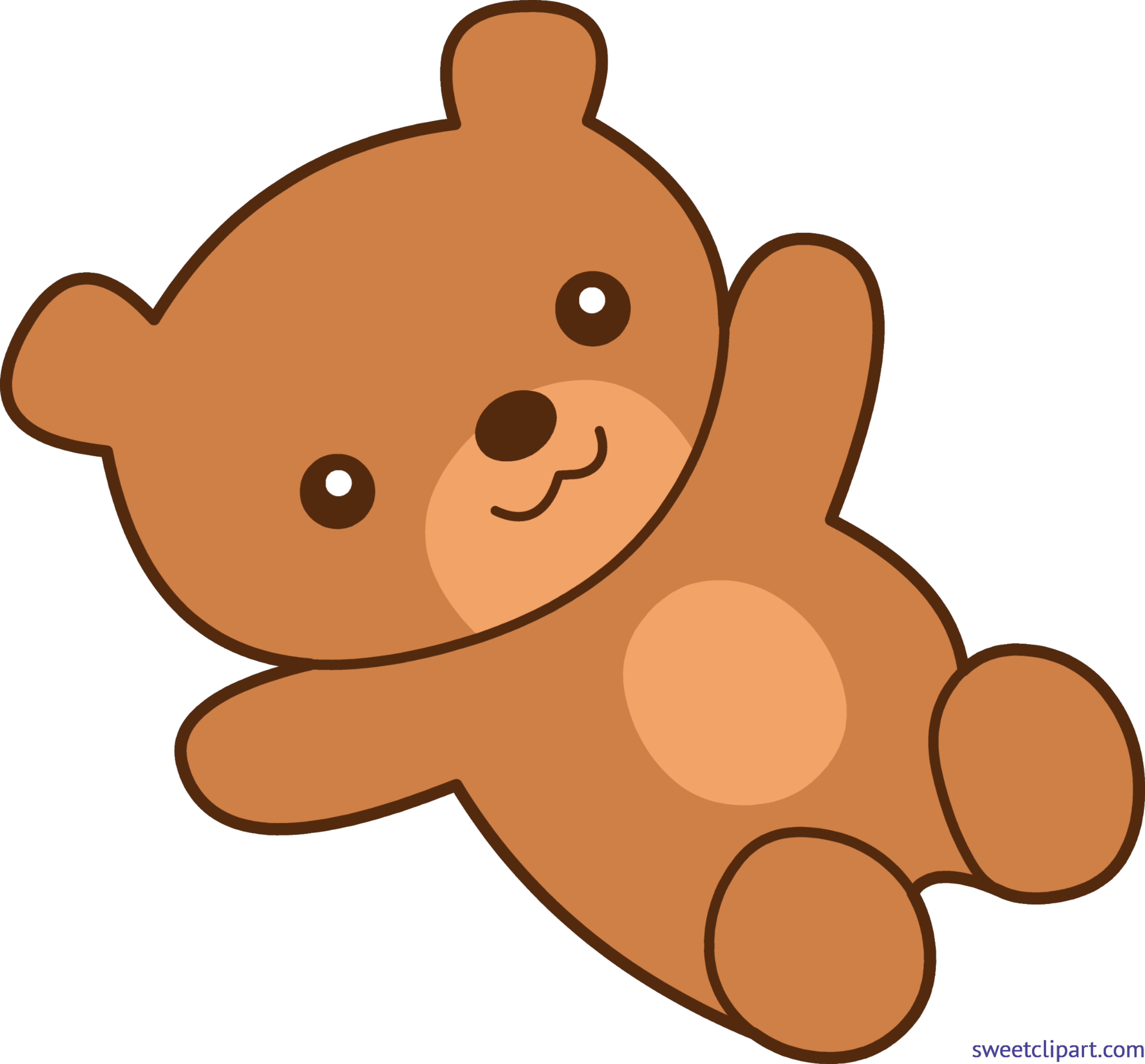 Medical clipart teddy bear. Brown clip art sweet