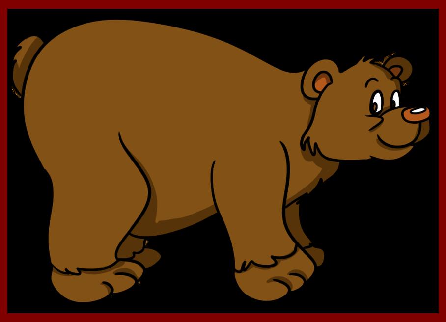 Clipart bear mountain. Shocking cub clip art