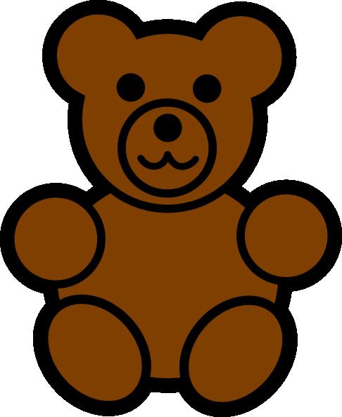 Free cliparts download clip. Clipart bear orange