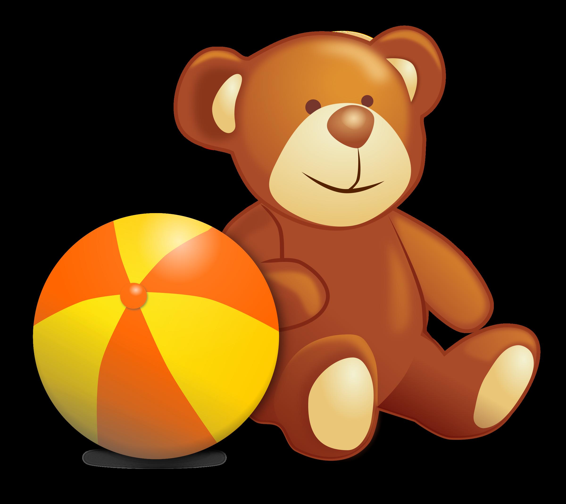 Big image png. Clipart bear orange
