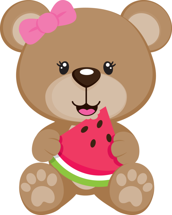 Minus say hello ositos. Clipart bear patriotic
