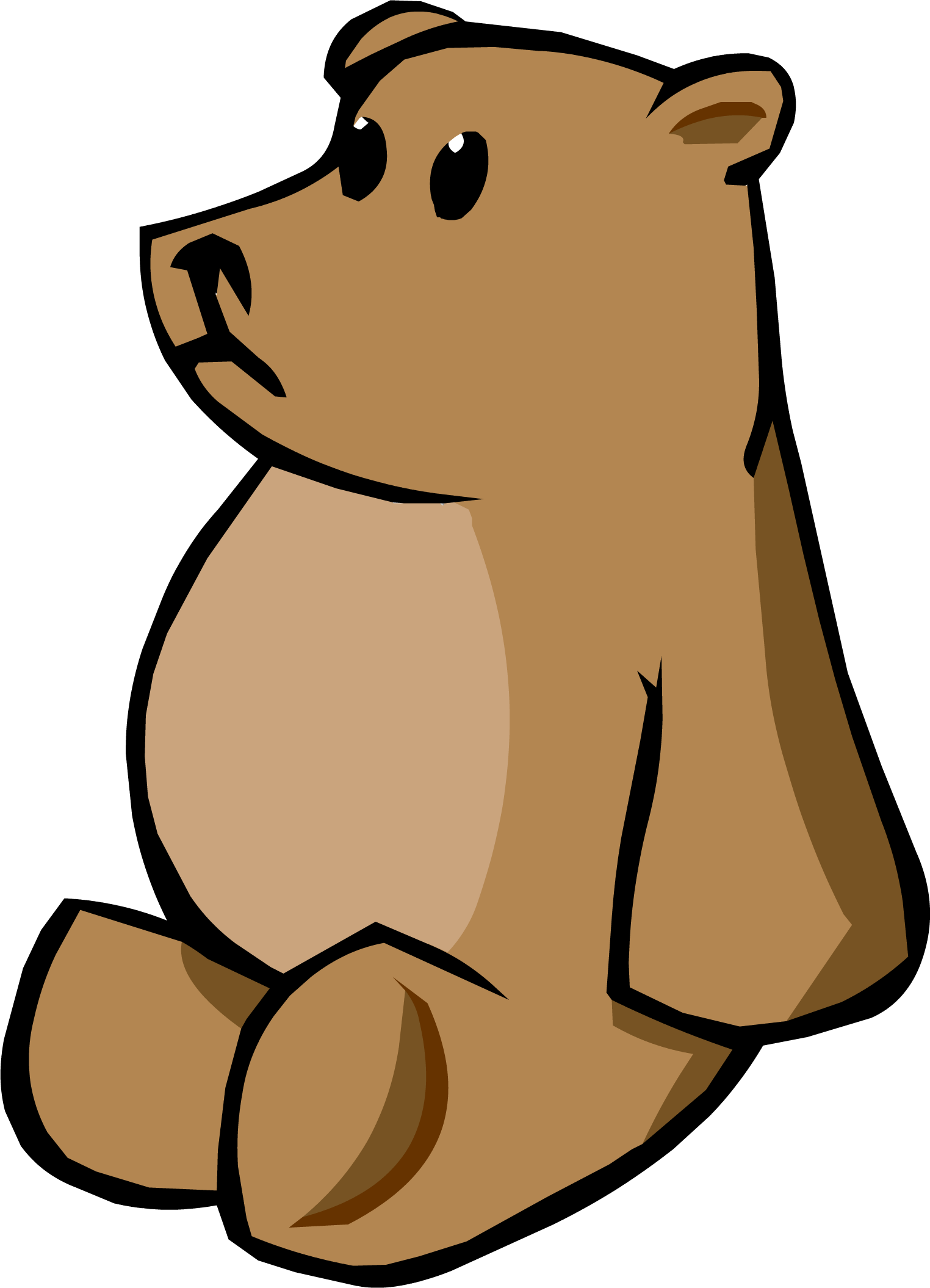 Clipart bear penguin. Image teddy png club