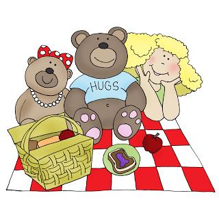 Free dearie dolls digi. Picnic clipart bear