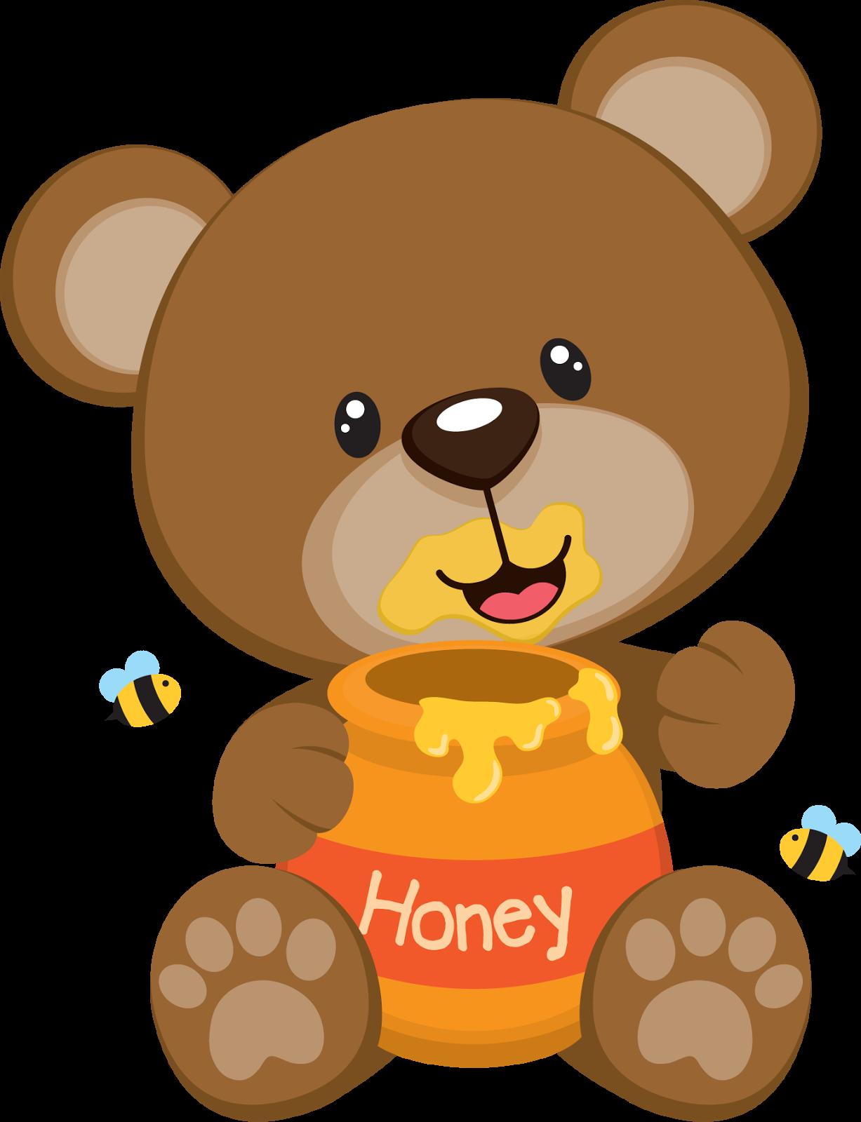 Picnic clipart bear. Gafetes de osos buscar