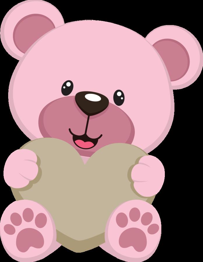 Jbqkkprltswfcj png ursinhos pinterest. Clipart cake teddy bear