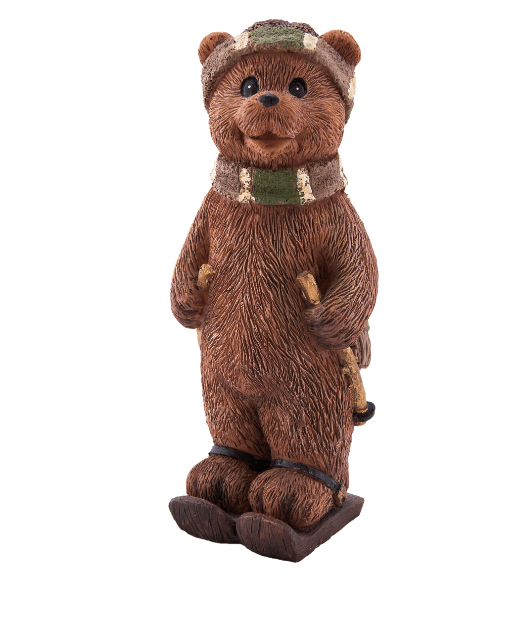 Clipart bear skiing. Toy transparent png stickpng
