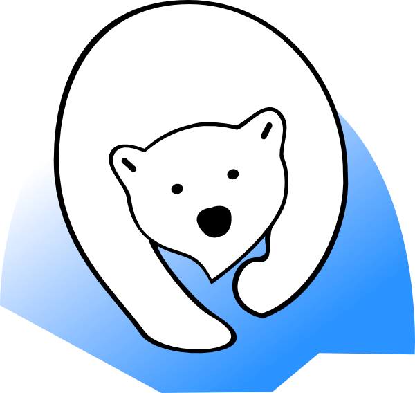 collection of free. Families clipart polar bear
