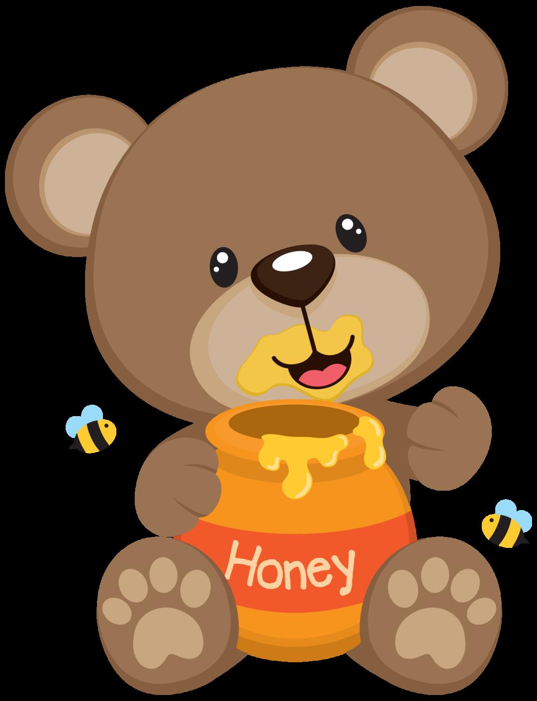 Ears clipart teddy bear. Tubes ursinhos animalitos pinterest