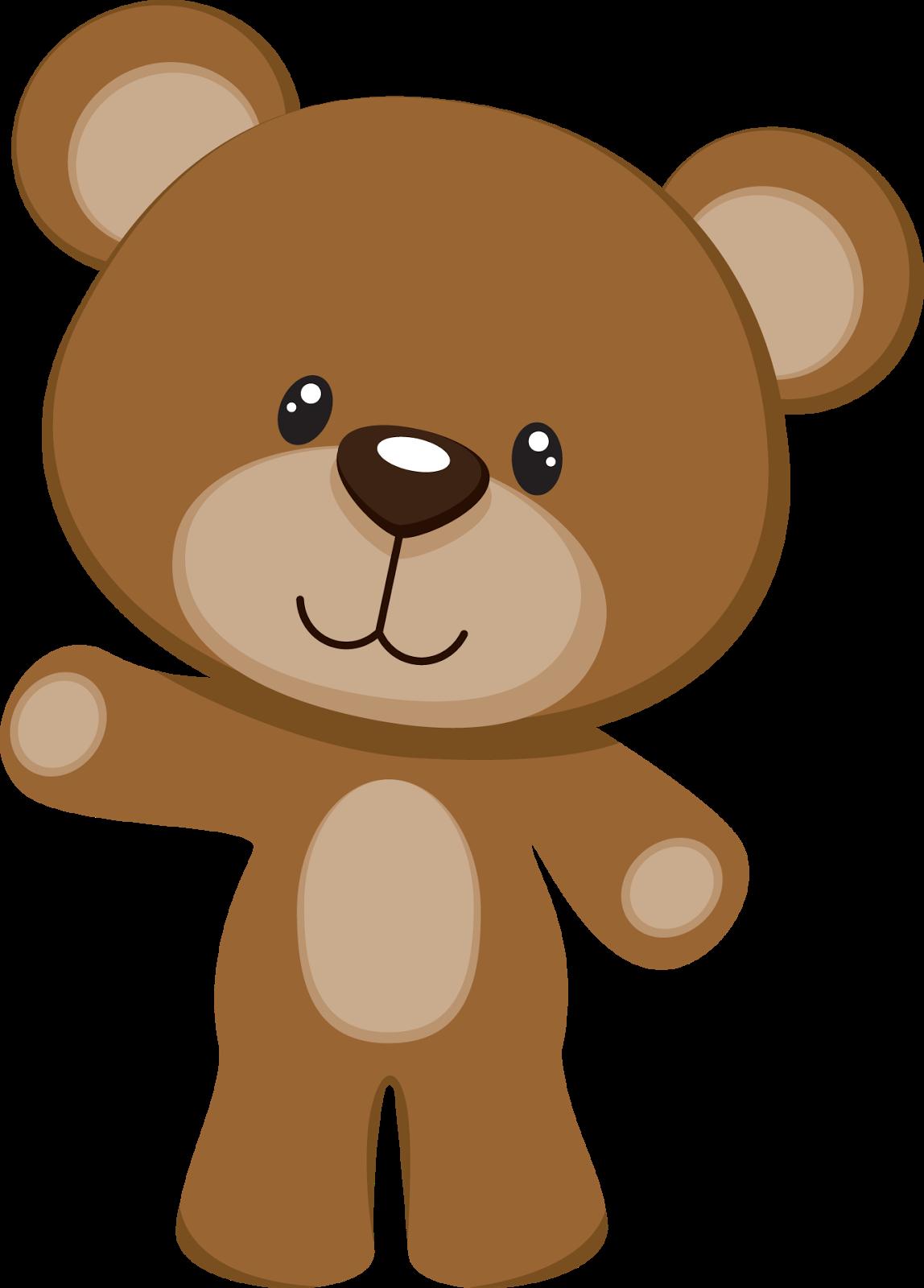 S imagens ursinho marrom. Clipart cake teddy bear